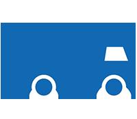 Доставка транспортом, самовывоз